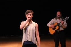 """""""Shift"""", PC: Amy Smith, Dancer: Kate Rash, Musician: William vonReichbauer"""