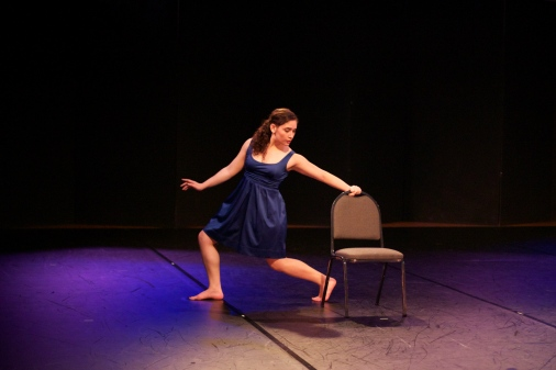 """You Are Here"", PC: Amy Smith, Dancer: Lena Silva"