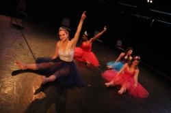 """""""Pretty Pretty Princess"""", PC: Amy Smith, Dancers: Rice Dance Theatre"""