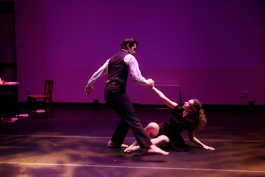 """""""Madness, Memories, and Woe. PC: Pin Lim, Dancers: Cloe Leppard and Donald Sayre"""