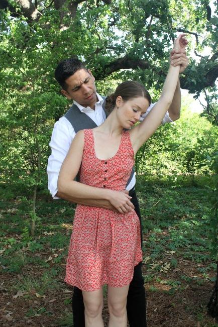 """Dark Waters"", PC: Amy Smith, Dancers: Christopher Cardenas and Elaine F.K. Fields"